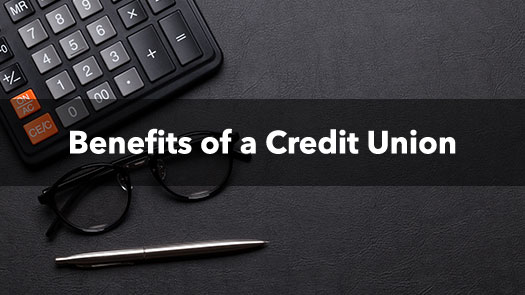 Benefits of a Credit Union video